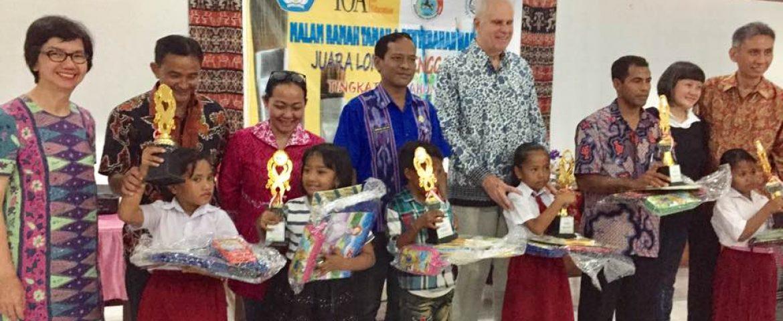 PENGUMUNAN PEMENANG LOMBA MENGGAMBAR SUMBA TIMUR 2017