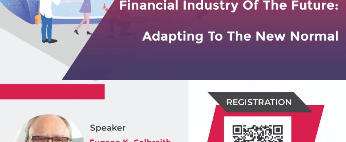 Seminar Online : AI – Financial Industry of The Future : Adapting to The New Normal